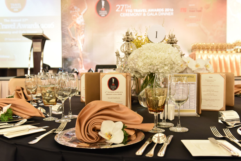 27th TTG Travel Awards 2016