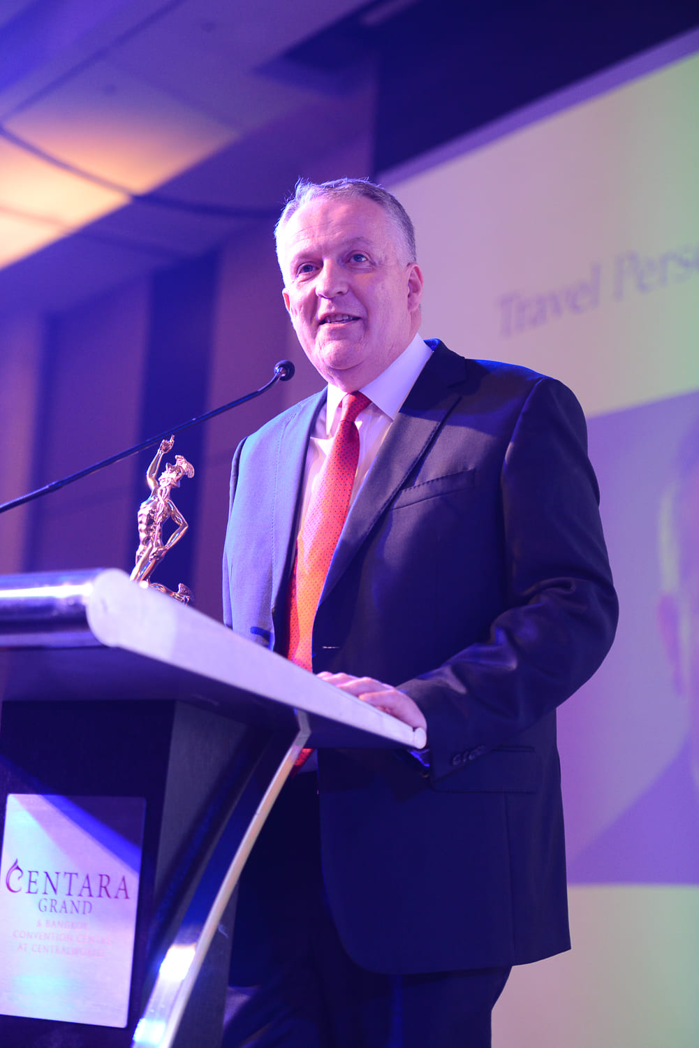 Travel Personality of the Year: Mr. Peter Bellew, CEO of Malaysia Airlines Berhad
