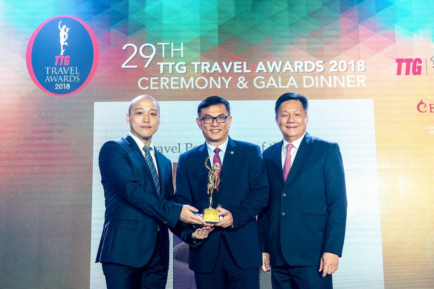 Mr Robin Yap, Chairman Emeritus, The Travel Corporation